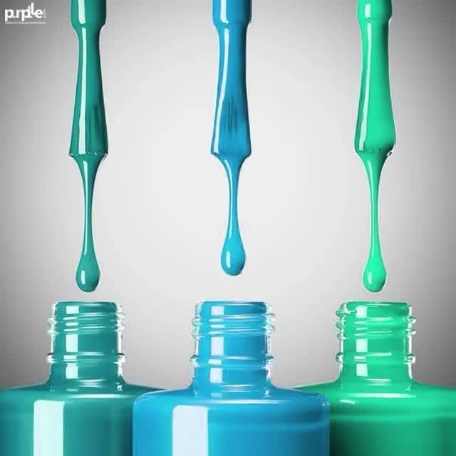Let's Color ur Nails💅 #letspurplle 💜 #summernails 😍 ..................... ............... .........💅 #stayquirky #purple #manicure 💁 ... #summer #color #nailaddict #nailpolish #nailpaint  #colorgram #shinynails #mattenails #likeforlike #followme #repost  #Roposo #SoRoposo 👌✌