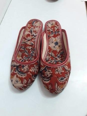 Introducing Kalamkari Reja shoe..