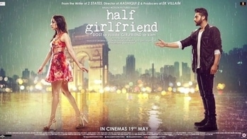 Arjun Kapoor's Byte Half Girlfriend | Bollywoo | Arjun Kapoor | Shraddha Kapoor  Get official Arjun Kapoor looks from his latest movie Half Girlfriend! Now available exclusively on www.BollyWoo.ooo! Your one stop bollywood shop. Visit - https://goo.gl/GiY3JC   Visit Bollywood's official experience store - www.BollyWoo.ooo  #BollyWoo #BollywoodDecoded #BollyOverMolly #StopTheScreen #ShopTheScreen #trendy #cool #fashionforver