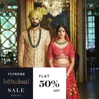 Sorry,this is only for our HYDERABAD peeps! Yes you read it right! FLAT 50% OFF on everything at the HYDERABAD STORE ONLY! Also, 200+ new summer collection outfits will be there.  So be there tomorrow. Only for two days.  Venue: Flyrobe Store, Top Floor, Midas square, 34/A, Banjara hills, MLA colony, Hyderabad  Duration: 11 am to 8 pm #FlyrobeHyderabad #FlyrobeBahubaliSale