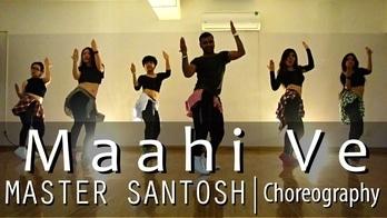 Bollywood Dance Choreography on Maahi Ve    Wajah Tum Ho    Zareen Khan ,Neha Kakkar   