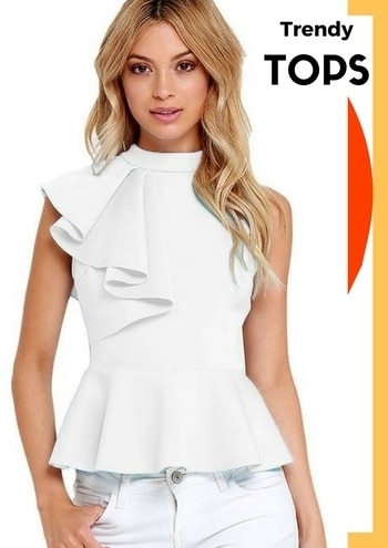 Trendy Tops this summer with in trend white sneakers, Shop the look at https://goo.gl/nV5qiK #TrendyTops #Tops #fashionblogger #IndianBlogger #stylish #online #shopping #shopaholic #WomenWear #ethnicwear #Bollywoodactress #winterwedding #blogger #LFW #designer #delhi #mumbai #India #festival