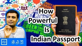 We all know #passport is one of the most #important #document for #anyone who travel out of the country.  We Indians have 1.2 #billion #population and many of then working out side #India also we love to #travel abroad for #vacation and #every #time when we go out of #India we #always #carry your Indian passport so i #decided to find out how #powerful is our Indian #passport also i #heard in lots of videos that every time #Queen of #England come #India she don't need #passport and this is #shameful for India.  Is this true ?  and  How Powerful #Indian #Passport and all about it also Why #Queen of #England don't #Need #Passport.  so watch and #enjoy the #video.  #Everything #about it.  I #collected all the #information for you.  If you #enjoyed this video #please #like it and #share with you #friends.  #Thanks  #followme #mumbai #picoftheday #roposostylefiles #mensstyle #saree #happy #photography #love #indian #madeinindia #lookoftheday #bollywood #halfgirlfriend #myfirststory #cool #traveldiaries #summer-style #roposo #aselfieaday #fashionblogger #newdp #menonroposo #blogger #roposolove #raabtathemovie #soroposo #firstpost #raabta #styles #usa #pakistan #insia #north #north #korean #army #northkorean #subscribe #subscribemychannel #myyoutubechannel #discussion #blog #story #NSA #National #Security #Agency #USA #released #documents  #released #video #ransomware #attack #Edward #Snowden #Ransomware #Wannacry #hidden #responsible. #Hindi #mustwatch #bigstory #youtube #youtubechannel #subscribenow #subscribe #youtubevideo #youtubeindia #india #pakistan #war #syriawar #syriaconflict  #syriawar  #syriawarstory #syriawarstoryhindi #mysummeraccessory #throwback #bloggerlife #like #roposostylefiles #look #picoftheday #raabtacontest #summer #summer-style #mumbai #selfieoftheday #summeroutfit #happy #roposolove #cool #photoshoot #black #indian #raabtathemovie #madeinindia #raabta #followme #aselfieaday #makeup #photography #lookoftheday #fun #funnyvideo  #interestingvideo