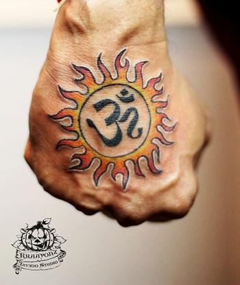 #Tattoo, #Artists, #Gallery, #India @ www.kraayonztattoostudios.com/artist-gallery.php