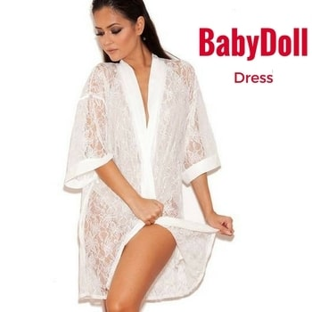 Boosah White Solid Babydoll Dress https://goo.gl/WzAcBX #Nighty #NightDress #SexyNighty #fashionblogger #IndianBlogger #stylish #online #shopping #shopaholic #WomenWear #ethnicwear #Bollywoodactress #winterwedding #blogger #LFW #designer #delhi #mumbai #India #festival