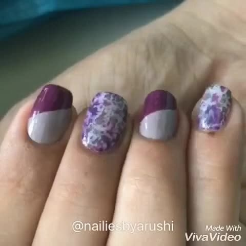 @nailhugs 💚 This i applied these without a base polish !!! Stay tuned for the Tutorial 💅🏻 These are available on  www.nailhugs.com  Check out my #YouTube Channel for a detailed video & hit the subscribe button !!! Shades used - Grey @essiepolish is called #essiemissfancypants #missfancypants  Mauve from @lilapolish called #buymeadrink #lilapolishbuymeadrink #lilabuymeadrink xoxo #NailHugs #nailhug #nailtutorial #drytransfer #drytransferdecal #essie #essiepolish #essielove #essienails #essienailpolish #lilapolish #nailstyle #classynails #simplenails  #essiebuff #nailtutorial #pikreview @pikreview_official #nailtutorials #nailsoftheday #nailstagram #mauvenails #greynails #greypolish #nailpolish #nailiesbyarushi 💚 #nailart
