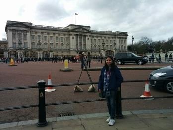 #London #BuckinghamPalace #Throwback