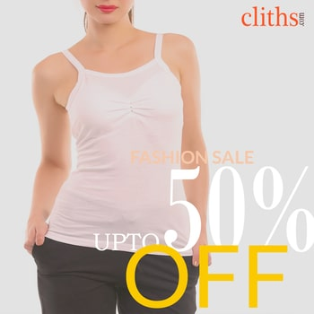 Buy camisoles online for women and girls in India. Shop for branded ladies' camisoles, girl's camisoles, lace camisoles, silk camisoles, cotton camisoles on Cliths.com. Explore more : https://goo.gl/A5uYgr in Size - S / M / L/XL/XXL .  #camis #camisole #womesnwear #innerwear #topwear #cliths #womensfashion #womens #solid #laced #white #black