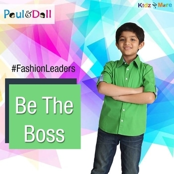 Hop into Paul & doll's designer shirts collection and rule the stage! Cotton Comfort/ Bright coloured cotton Lycra/ Fit for all occasions/ Wearable in all seasons/ roll on sleeves to make them half sleeves/ teenage sizes available #BeTheBoss #StyleInComfort #FashionLeaders #Thegraceofgreen
