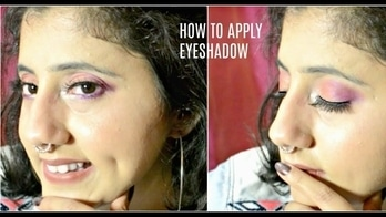 How to Apply Eyeshadow  | Beginners | stylerunwaybycg  Hi guys so my latest video is up on how to do beginners eyeshadow step by step tutorial.  The link is in the bio ∆∆ . . . . #makeup  #newyear  #2k17  #newyear2017  #beauty  #eyemakeup #youtuber #youtubeindia #makeuplove #newyearsparty #drama #eyemakeup #eyemakeuptutorial #blogger #indianblogger #fashionblogger #stylist makeuplooks #septum #septumring