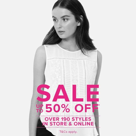 Our End Of Season Sale is HERE! Shop your favourite apparels & accessories at upto 50% off. Shop now : https://goo.gl/WxjdLk #forevernewstyle