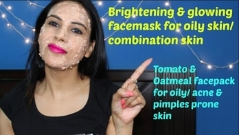 hello everyone, check out my new video, amazing skin brightening facemask for oily skin, combination skin, acne or pimples prone skin. #roposovideos #youtubeindia #youtubecreatorindia #youtubechannel #homeremediesforpimples #facemask #facemaskforcombinationskin #facepack #homeremediesforskin