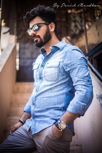 Denim with @house_of_class ♠️ . part #2 Pairing this denim shirt from @zara with steel grey chinos and my all time favourite @adidasneo sneakers ⚡️ 📸- @parishmandhan . .  #HouseofClass #denim #ootd . . . . . . . . . . . . #bloggersofIndia #OOTD #mumbaifashionblogger #bloggerlife #bloggerstyle #bloggerdiaries #blogpost #Black #aviators #bloggingisfun #bloggerwear #beardlife #shootdiaries #mensfashion #menstyle #mensstyle #menfashion #ootdmen #beard #HouseofClass #Mumbai #Basics #wegroom #sssmagazine #mymagicpinmumbai #roposo #menonroposo