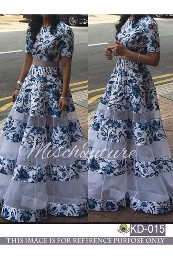 Bollywood Inspired - Party Wear Blue & white Silk Gown - KD-015 @ Rs . 1699 /- Only  Buy Now : https://goo.gl/U5QbIh  Order On Whatsapp : 09321219977  Flat 10% OFF on First Order ( Use Coupon - IAMNEW10 ) Get Free Home Delivery + COD + Easy EMI + Easy Refund / Replacement Policy.!!  *100 % Customer Satisfaction * Stitching Service Available * Hurry Up To Grab Exciting Offer On storeadda !!!! * World Wide Shipping   #anarkalisuit #embroidered #anarkalidress #salwarsuit #storeadda #sale #salealert #womensonlineshopping #onlineshopping #gown #ethnic-wear #gowndress #blogstyle #blogging #anarkaligown #semistitched #indianstyle  #diamirza #bollywooddtylesuit #bollywoodreplicasuits #bollywooddresses #jenniferwinget #jenniferwingetdress  #bollywoodgowns #bollywoodstylecollection #multicolor #banglori #multiwork #partyweargownsonline #feativalwear #designergown #weddingwearonline #gown #ropostyles #youtuber #fancygown #summercollection #women-fashion #womensstyle #longgown #maxi-dress #onepiecestyle #onepiecedress #onepiece