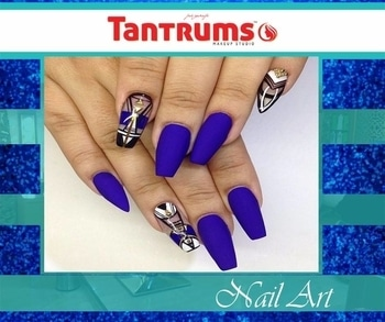 Nails Are All You Need To #CareFor Today 😍 To #Know More About us Dial : 011 - 65003073 / 09871183073 #TantrumsStudio #TantrumsMakeupStudio #NailArt #NailBar #NailSpa #GorgeousNails #NailDesigns #ILoveNails #Salon
