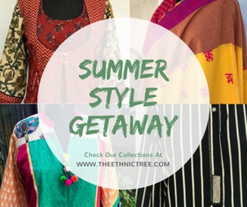 ❤️ Fall In Love With Summer This Year ❤️ with our summer collections for women. Stylish, trendy and comfortable #ethnicwears, seal your #summerstyle now at www.theethnictree.com