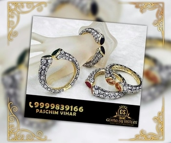 If You Are #Looking For #Jewellery That Makes An #Impact & Is #Light On Your #Pocket Then Check Out #FbPage For #Breathtaking Designs For Artificial , Bridal & #Fusion Jewellery : Rings , Earrings , Sets We Have #Everything ✨ Call / Whatsapp : 9999839166 With Your #Jewellery Needs & Get Our #Collection Images With Prices 😍 #GehnaBySisters #Earrings #ArtificialJewellery #BridalJewellery #JewelleryOnRent #FusionJewellery