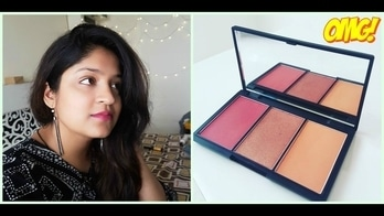 The best sleek palette dupe in India | pragati bhatia. if you love makeup and if you love blushes then this is for you 😍. It's a beautiful pallate and exact dupe of sleek #blush #blushers #macblusher #facesblush #warmtones #pragatibhatia #soroposo #love #allskintones #instagram #beautifulthings #subscribe #subscribemychannel