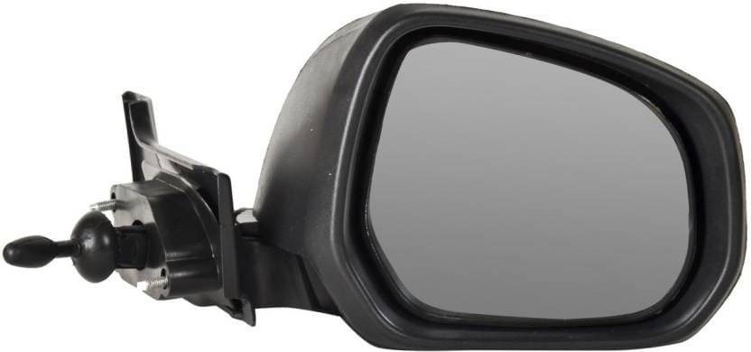 Modern Manual Driver Side For Maruti Suzuki Ritz  (Exterior)      Driver Side     Placement: Exterior     Operation: Manual     Convex Mirror Surface     Best Suited for Cars  http://bit.ly/2sKqSKq