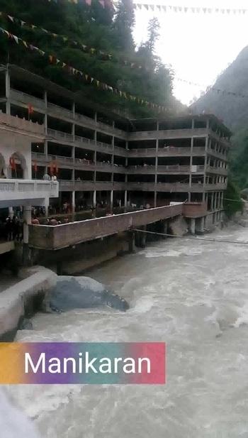#Manikaran #ParvatiRiver #HotSprings #Nature #Gurdwara  #travel