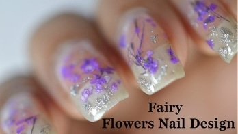 Dried fairy flowers nail design #nail#nails#nailpromote #naildesigns #nailitdaily #nailartclub #preto #nailsoftheday #nailartistry   #nailsartvids #nailfashion #simplynotlogical #nailtutorial #nailsclip #nailartvideo #nailarttutorial #manicuresvideos #girlynailsdeluxe #nailvideos #nailart #nailstagram #nailsofinstagram #nailpolish  #naildesign #instanails  #nailfeed #nailaddict #nailartaddict