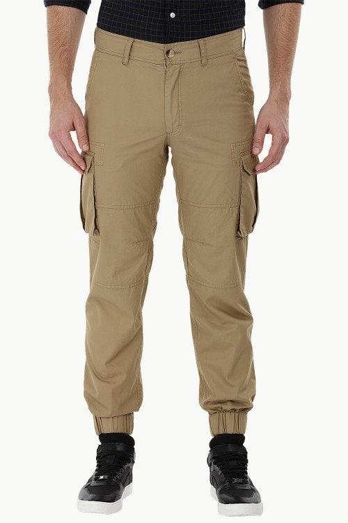 Twill Cuff Jogger Cargo Pants #pantsformen #cargopants #cargopantonline #cargoformen #cargojeansformen #cargolovers #pantsformen  https://www.zobello.com/twill-cuff-jogger-cargo-pants-granola-brown-standard-fit-32-31126f21.html