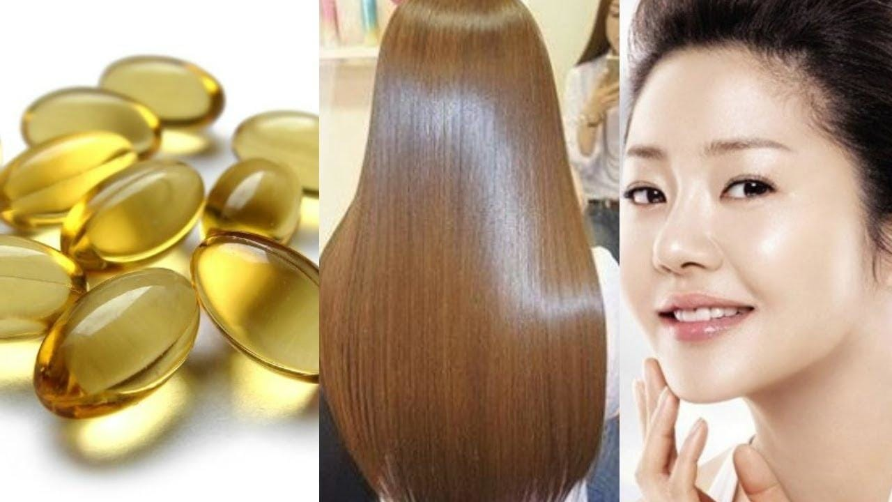 Top 5 Uses of Vitamin E Capsules(Evion 600) for Skin & hair Care