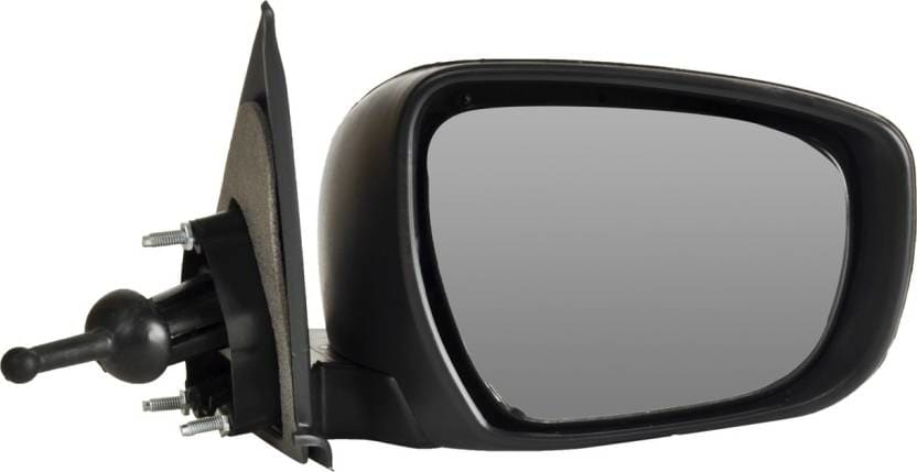 Modern Manual Driver Side For Maruti Suzuki Alto K10  (Exterior)  Driver Side Placement: Exterior Operation: Manual Convex Mirror Surface Best Suited for Cars  http://bit.ly/2sTy5I1