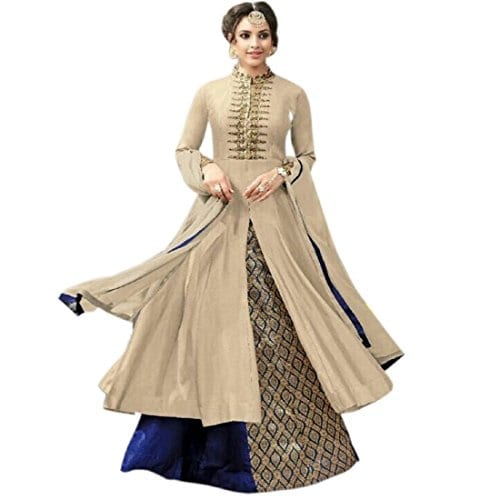 ActiveCotton Fabric Embroidery Indo #Western #Suit For Women @ Rs.1249. Buy Now at http://bit.ly/2t08pKp
