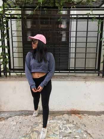 Wearing a crop top is all about proportion play! Take a cue from Blogger Tanumita who is pairing our crop beauty with our high-waisted bottoms! Street style and comfort right on point with just a sliver of skin showing. So be no more crop-shy,and get on board with this Instagram-popular trend! #SS17   Shop on http://bit.ly/2rqXEk8  #soroposo #onlineshopping #shopping #colour #shoppingtips #fashion #fashiontips #photooftheday #trendy #musthave #nowtrending #stylish #blogger #love #follow #fashionblogger #styleblogger #awesome #ootd #potd #ruffletop #summerstyle #summer #summer16.