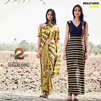 Exclusive Baahubali 2 Inspired Fashion Line running live only on BollyWoo!  Bollywood's official experience store - https://goo.gl/id3RqZ #Baahubali2 #AnupammaDayal #elegantfashion #exclusive  #style #fashion #trendy #cool #BollywoodDecoded #BollyOverMolly #StopTheScreen #ShopTheScreen #OfficiallyStolen #bollywoodwardrobe