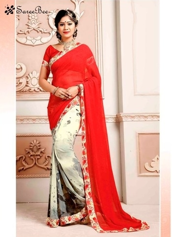 Cherubic Red Print Work Weight Less Printed Saree 4284    For More Information WhatsApp 7202080091 Or Visit www.SareeBee.com     #lehengas #summer-fashion #summerfashion #bollywood #fun #dress #streetstyle #ethnic #designer #styles #travel #indianblogger #roposo #selfie #trendy #lookoftheday #summer #ropo-love #styling #fashionista #cannesfilmfestival #roposogal #shopping #blogger #cool #Womenonroposo  #summer-fashion #summerfashion #raabtathemovie #rocknshop #food #bollywood #fun #dress #ootd #streetstyle #ethnic #designer #styles #travel #indianblogger #roposo #selfie #trendy #lookoftheday #summer #ropo-love #casualvibes #styling #fashionista #cannesfilmfestival #roposogal #shopping #blogger #cool #menonroposo #ethnicwear