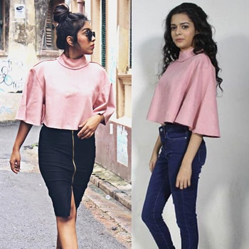 Get Mithila Palkar's look of Girl In The City at just INR 1099! Wear this top with high waist jeans or a pencil skirt and you're set for any occasion! Click on SHOP NOW or the link below: https://goo.gl/fVeRpP   #roposoblogger #fashionista #roposlove #lookoftheday #1moreselfie #cool #soroposo #dress #traveldiaries #roposolove  #summer-style #thevisionaries #newdp #shopping #beauty #fashionblogger #trendy #fashion #myfirststory #blogger #roposo #uptowniebabes #uptownie101 #bloggerstyle #loveshopping #mustbuy #gotothelink #girlinthecity #mithilapalkar #getthelook