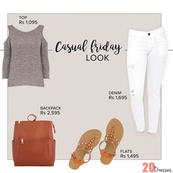 Here is some inspiration to help get your casual Friday look on point! #20dresses #20d #online #onlineshopping #ecommerce  #online #onlineshopping #fridaylook #casuals #casualfriday #newin #newarrivals