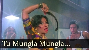 Inkaar - Tu Mungla Mungla Main Good Ki Dali - Usha Mangeshkar