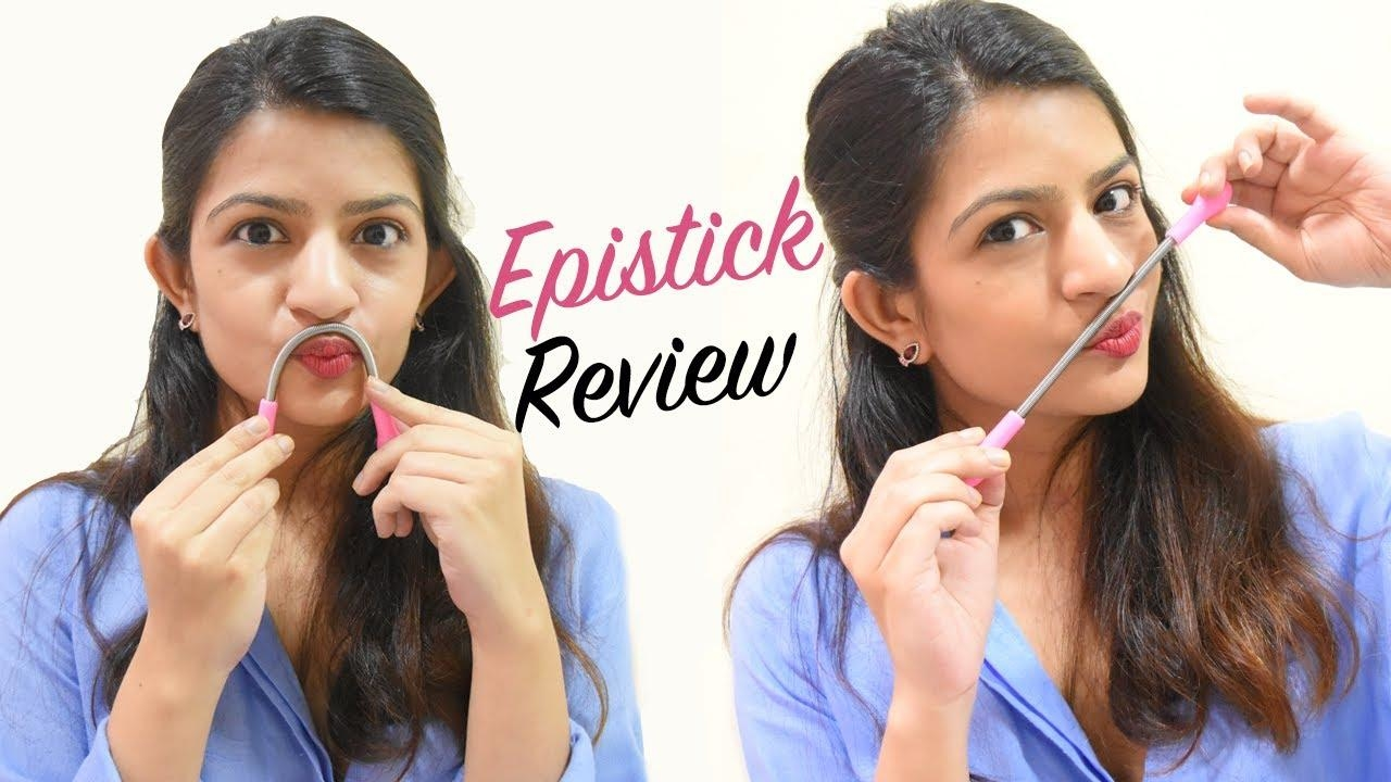 New video: Facial Hair Removal Tool - Epistick Review   #addictedtolace #beautyreview #epilator #facialhairremoval #facialhair #youtubeindia #youtubers #beautyvideo  #beautytips