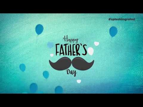 #fathersday  #aftereffects #roposo #film #animation #fun #inspiration #quotes #youtuber #youtubechannel #occasional #followme #simple #clean  #title #intro @splashingrahul