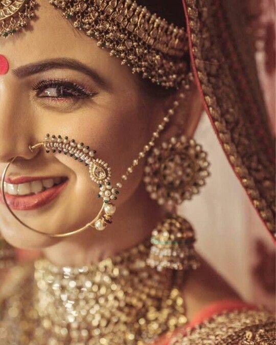 #indianwedding #indianculture #bridaljewellery #bride #nosering #nathni #beautifulbride #onlinestore #gravityfashion