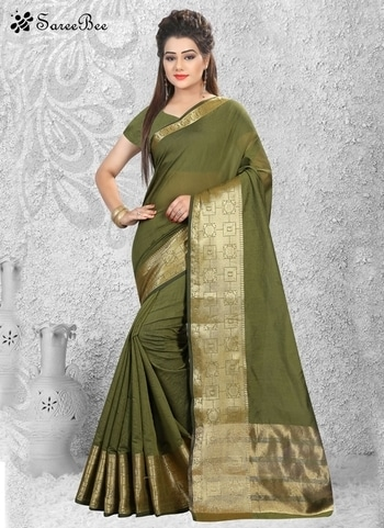 Perfervid Green Cotton Silk Casual Saree 4070    For More Information WhatsApp 7202080091 Or Visit www.SareeBee.com     #red #designer #instagram #kurti #fashionista #makeup #delhi #outfitoftheday #women-fashion #myfirststory #model #indian #saree #ramadanmubarak #trendy #ethnic #picoftheday #menonroposo #roposolove #cool #firstpost #soroposo #summer-style #streetstyle #summer #newdp #beauty #traveldiaries #styles #youtuber   #lehengas #summer-fashion #summerfashion #bollywood #fun #dress #streetstyle #ethnic #designer #styles #travel #indianblogger #roposo #selfie #trendy #lookoftheday #summer #ropo-love #styling #fashionista #cannesfilmfestival #roposogal #shopping #blogger #cool #Womenonroposo  #summer-fashion #summerfashion #raabtathemovie #rocknshop #food #bollywood #fun #dress #ootd #streetstyle #ethnic #designer #styles #travel #indianblogger #roposo #selfie #trendy #lookoftheday #summer #ropo-love #casualvibes #styling #fashionista #cannesfilmfestival #roposogal #shopping #blogger #cool #menonroposo #ethnicwear #ramdan #Eidmubarakh #eid2017