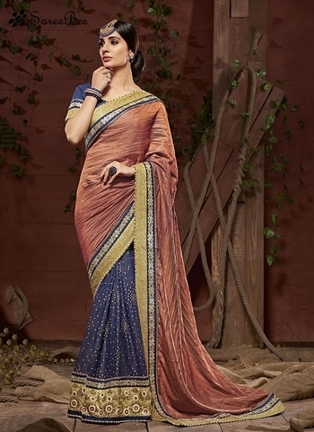 Embroidered Georgette Trendy Saree In Navy Blue 3955    For More Information WhatsApp 7202080091 Or Visit www.SareeBe.com   #red #designer #instagram #kurti #fashionista #makeup #delhi #outfitoftheday #women-fashion #myfirststory #model #indian #saree #ramadanmubarak #trendy #ethnic #picoftheday #menonroposo #roposolove #cool #firstpost #soroposo #summer-style #streetstyle #summer #newdp #beauty #traveldiaries #styles #youtuber   #lehengas #summer-fashion #summerfashion #bollywood #fun #dress #streetstyle #ethnic #designer #styles #travel #indianblogger #roposo #selfie #trendy #lookoftheday #summer #ropo-love #styling #fashionista #cannesfilmfestival #roposogal #shopping #blogger #cool #Womenonroposo  #summer-fashion #summerfashion #raabtathemovie #rocknshop #food #bollywood #fun #dress #ootd #streetstyle #ethnic #designer #styles #travel #indianblogger #roposo #selfie #trendy #lookoftheday #summer #ropo-love #casualvibes #styling #fashionista #cannesfilmfestival #roposogal #shopping #blogger #cool #menonroposo #ethnicwear #ramdan #Eidmubarakh #eid2017