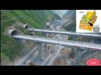 worlds tallest railway bridge