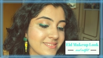 #eidmubarak  Hello Beauties ! https://www.youtube.com/endscreen?v=WDZSiz1lKQY Eid Mubarak  I have an easy makeup tutorial which you can recreate for Eid.I wish you have a lovely time collecting eidi and having savories . Products used-  Iraya Basil Gel BB cream by Ponds Real Techniques Starter Makeup brush Kit NYX Soft Matte Bronzer MUA Blush Odbo Highlighter Miss claire Pearl eyeliner Maybelline Collosal Eyeliner Maybelline Collosal Eyeliner MissClaire lip liner Miss Claire Lip cream 02 Subscribe to my channel for more surprises and giveaways coming soon. Follow me on my social media - Facebook- https://www.facebook.com/FianaFashion... Google Plus - https://plus.google.com/u/0/ Twitter- https://twitter.com/fiana_speaks Roposo - @fianafashionforward @roposotalks #soroposo #roposolove #roposoaddict @roposocontests #wedmealready #calcutta #ludhiana #indianfashionblogger #glam #gorgeous #follow4follow #traditional #sweet #makeup #designerstuff #tshirt #beauty #goals #jeans #like4like #celebrity #fashion #hot #lehenga #clothes #fashionblogger #cute #picoftheday #followme #dress #fashionista #fashionstyle #beautyblogger #indindresses #goodmateriel #nailartdesigns #nicecollection #awesomelook #fashionmoments #lehangas #lahengas #streetstyle #girls #beauty #delhi #picoftheday #styleblogger #fashionblogger #blogger #makeup #indian #ootd #love #online #followme #mumbai #beautyblogger #shopping #fashion #ropo-love #lakmefashionweek #indianblogger #fashionista #likeforlike #myfirstpost #beauty #likesforlikes #follow4follow #stylesnapper #fashionlover #streetstyle #fashiondiaries #tagsforlikes #lookbook #followforfollow #followme #styleblogger #indianfashionblogger #myfirststory #new #makeup #mumbaiblogger #mumbaikar  #indianblogger #chic #fashionista #hairstyle #mumbai #fashionblogger #beautyblogger #youtuber #indianyoutuber #classy #summer #goodvibes #style #monochrome #indianyoutuber #youtubeindia #youtubecreators #beautyguru #chic #delhiblogger #food #whatiwore #fashionlove