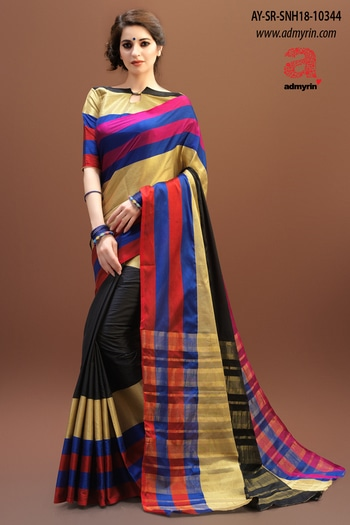 We know that it is the last week of the month and it hurt's your pocket to spend. That's why we have come up with the fashionable sarees at Rs. 899/- only!! Pre GST Sale ! 5% off on Purchase up to Rs.1499 Use coupon code : GST5  10% off on Purchase up to Rs.2499  Use coupon code : GST10  15% off on Purchase up to Rs.3499 Use coupon code : GST15 Our price: Rs. 899/- only. Shop now: http://www.admyrin.com/catalogs/sunhari-vol-18.html #Shopnow #Newcollection #Sillzinghot #Saree #Sari #Unstitched #Blousepiece #Multicolour #Tussarsilk #Woven #Casualwear #Partywear #Occasionwear #Festivewear #Officewear #Bhelpuri #COD #Freeshipping #Bestbuy #Onlineshopping