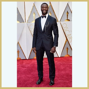 Men in suits  https://myfashgram.com/fashion/oscars-2017-all-the-dapper-men-who-looked-dapper-on-the-red-carpet/  #mensuit #meninsuits #menonroposo #eidmubarak #eid  #styling #eid2017 #lookoftheday ##ootd #outfit #instafashion #fashionblogger #outfitoftheday #streetstyle #fashionista