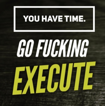 Stop wasting your time on things that has nothing to do with your goals. If you are wasting your time on dumbshit rather than working more more more towards your aims, you deserve to loose. You have ample amount of time, go do shit. #grind #goals #believe #hustle #execution #do #makeitcount #stopwastingtime #stopcrying #millionairemindset #doit #success #instagood #inspire #hustlers #entrepreneurlife #entrepreneurship