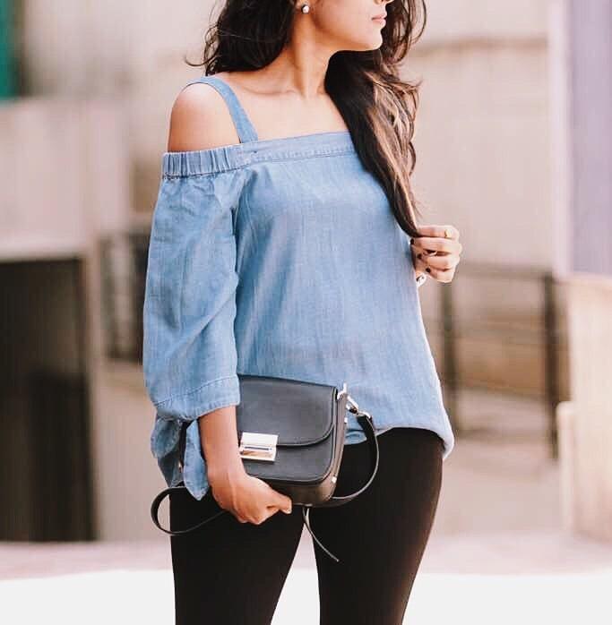 For fashion and street style pics and inspirations check my fashion blog > www.myblackskirt.com  #fashionblogger #bangaloreblogger #ootd  #stylingtips