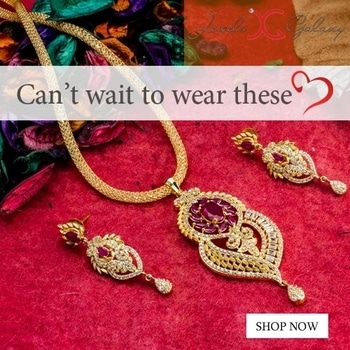 Be ready for this weekend with these stunning necklaces Get this amazing deal for a limited period ! HURRY!  Explore More @ https://goo.gl/CUikWA  #necklaces #bridaljewelry #indianjewelry #weddingfashion #jewelrylover #jewelsgalaxy #jewelsindia #fashion