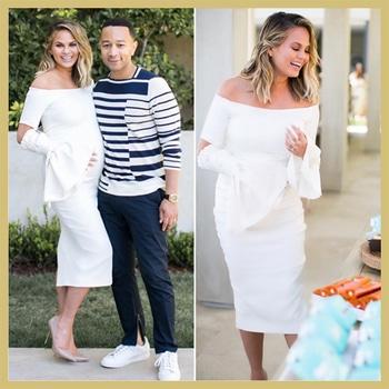 Chrissy Teigen Rocked An All White Ensemble  https://myfashgram.com/uncategorized/10-times-chrissy-teigen-rocked-an-all-white-ensemble/  #chrissyteigen #johnlegend #womensfashion #summerfashion #summer-style #hairstyle #eid #eid2017  #eidmubarak #lookoftheday ##ootd #outfit #instafashion #fashionblogger #outfitoftheday #streetstyle #fashionista