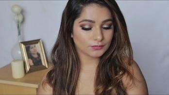 First Impressions | Indian Wedding / Eid Makeup Tutorial | Divya Hair and Makeup