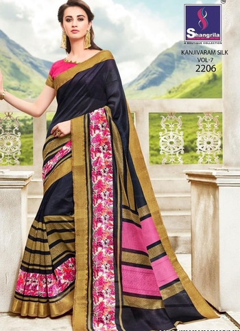 shangrila kanjivaram vol 7 Exclusive Women's collection  only on Wholesale Yug  Buy Now: Link :- https://goo.gl/LaUvfjhttp://wholesaleyug.com  For more info feel free to call or whats app :-  +91-973 776 5500  International Shipping Also Available   Thanks #todayiwore #trends #streetstyle #outfitpost #fashionweekend #trendalert #fashionweek #look #beautycare #lookbook  #fashionable #beautyproducts #fashionstyle #style #styles #trend  #fashion #whatiwore #beautyaddict #outfit #trending #nyfw #lovethislook #styleblogger #lookoftheday #outfitoftheday #beauty #hautecouture #pink #beautyguru #fashionweekparis #blue